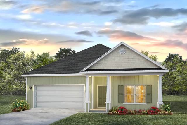 161 Southern Pines Road Lot 11, Santa Rosa Beach, FL 32459 (MLS #833067) :: Berkshire Hathaway HomeServices Beach Properties of Florida