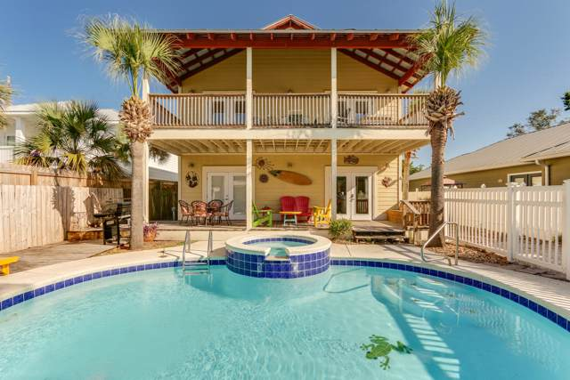 4569 Luke Avenue, Destin, FL 32541 (MLS #833080) :: Somers & Company
