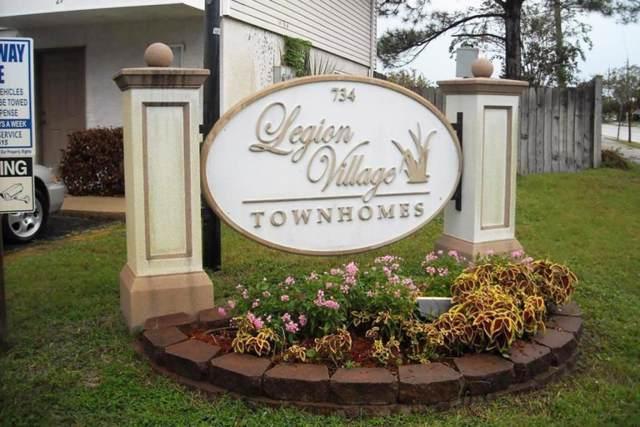 734 Legion Drive #44, Destin, FL 32541 (MLS #833240) :: The Premier Property Group