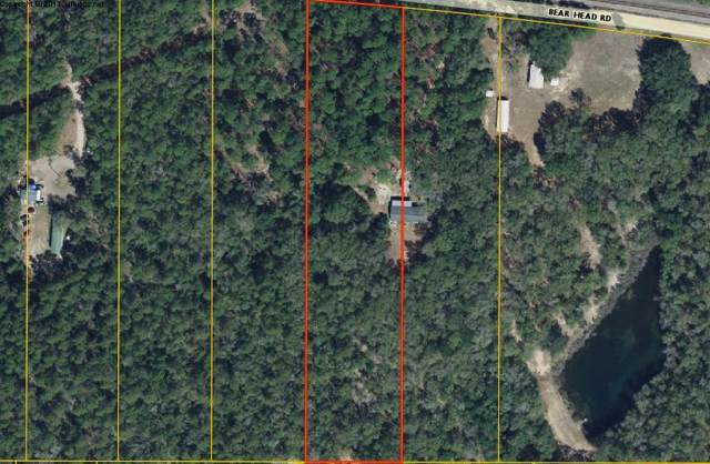 TBD Bear Head Rd, Defuniak Springs, FL 32433 (MLS #833291) :: CENTURY 21 Coast Properties