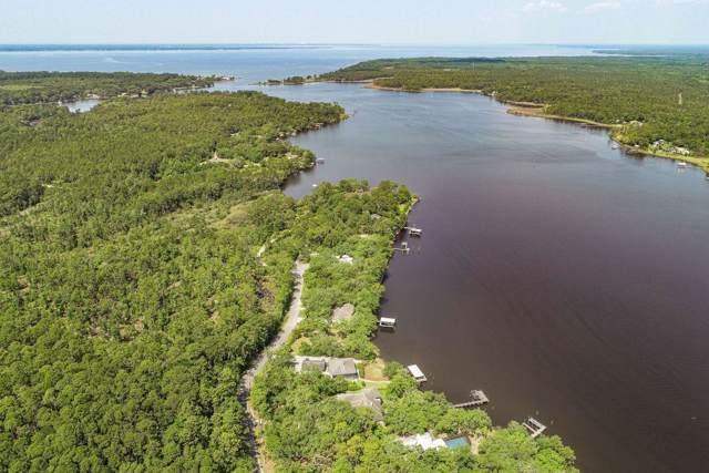Lot 6 Lagrange Cove Circle, Freeport, FL 32439 (MLS #833293) :: Berkshire Hathaway HomeServices Beach Properties of Florida