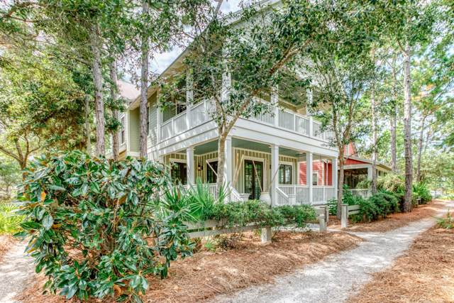 277 W Lake Forest Drive, Santa Rosa Beach, FL 32459 (MLS #833297) :: Luxury Properties on 30A