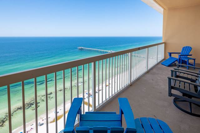 15817 Front Beach Road Unit 2-2302, Panama City Beach, FL 32413 (MLS #833325) :: RE/MAX By The Sea