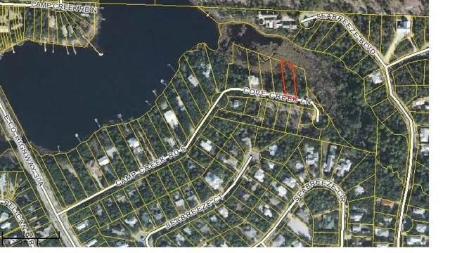 Lot 6 Cove Creek Lane, Panama City Beach, FL 32461 (MLS #833455) :: Keller Williams Emerald Coast