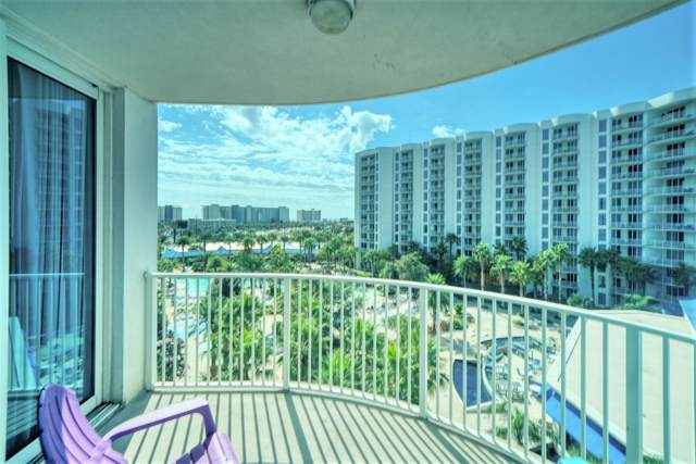 4203 Indian Bayou Trail Unit 1603, Destin, FL 32541 (MLS #833574) :: 30A Escapes Realty