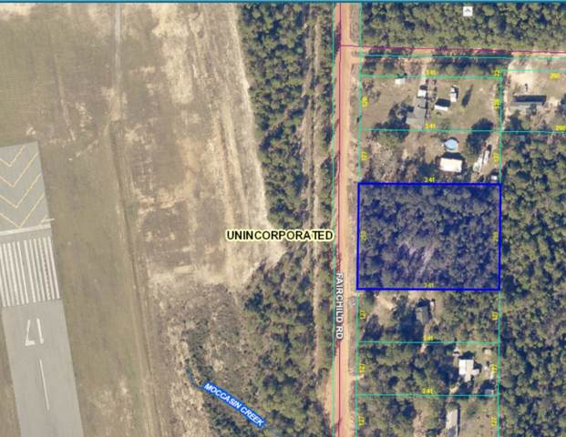 5739 Fairchild Road, Crestview, FL 32539 (MLS #833576) :: Keller Williams Emerald Coast
