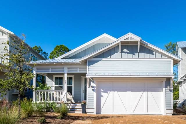293 Flatwoods Forest Loop, Santa Rosa Beach, FL 32459 (MLS #833707) :: Berkshire Hathaway HomeServices Beach Properties of Florida