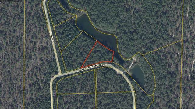 Lot 1 Belle Highland Boulevard, Defuniak Springs, FL 32435 (MLS #833715) :: 30a Beach Homes For Sale