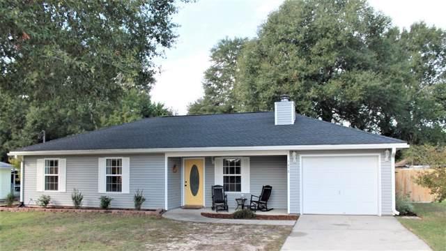 5458 Haburn Street, Crestview, FL 32539 (MLS #833744) :: Scenic Sotheby's International Realty
