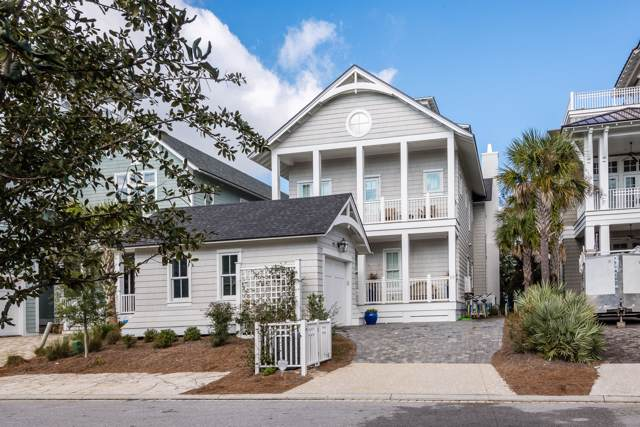 17 Compass Point Way, Watersound, FL 32461 (MLS #833820) :: Homes on 30a, LLC