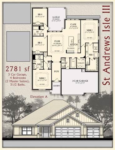 2017 Seagrape Drive, Navarre, FL 32566 (MLS #833836) :: Coastal Lifestyle Realty Group