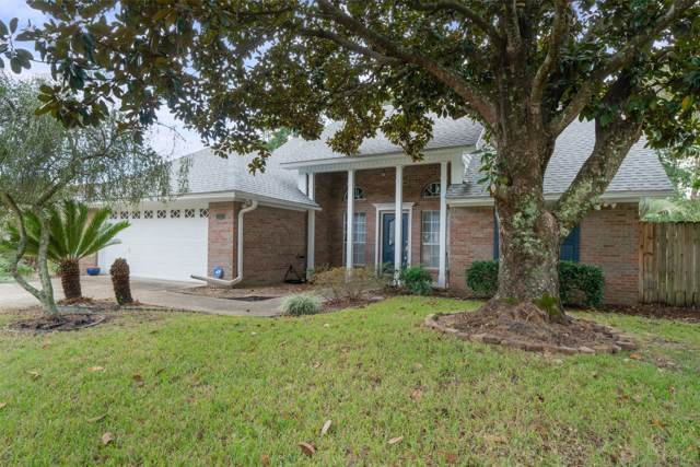 821 Overbrook Drive, Fort Walton Beach, FL 32547 (MLS #833840) :: Scenic Sotheby's International Realty