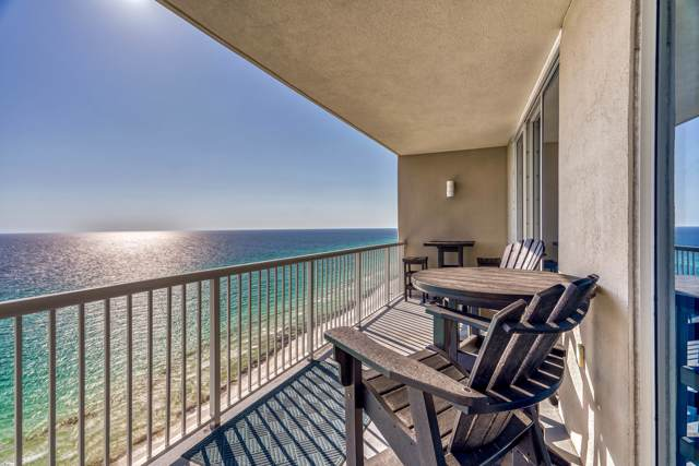 17281 Front Beach Road #1107, Panama City Beach, FL 32413 (MLS #833861) :: ResortQuest Real Estate