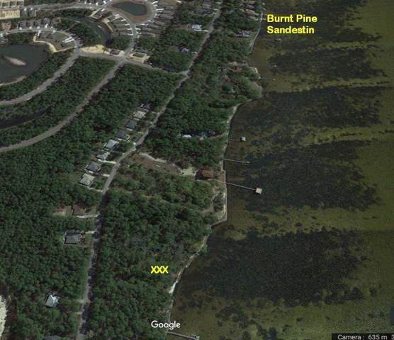 Lot 3 Driftwood Point Road, Santa Rosa Beach, FL 32459 (MLS #833870) :: RE/MAX By The Sea