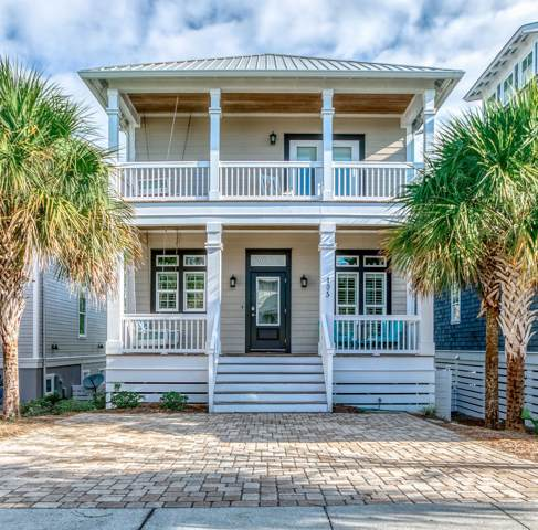 105 W Lifeguard Loop, Inlet Beach, FL 32461 (MLS #833875) :: Linda Miller Real Estate