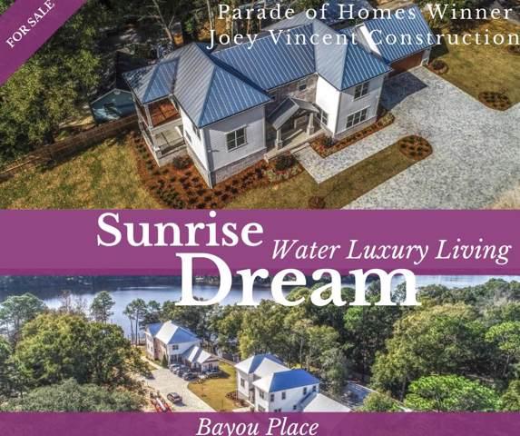 317 E Glen Avenue, Valparaiso, FL 32580 (MLS #833892) :: Berkshire Hathaway HomeServices Beach Properties of Florida
