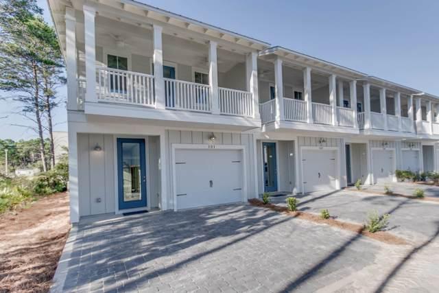 4923 E County Hwy 30A E103, Santa Rosa Beach, FL 32459 (MLS #833924) :: Counts Real Estate on 30A