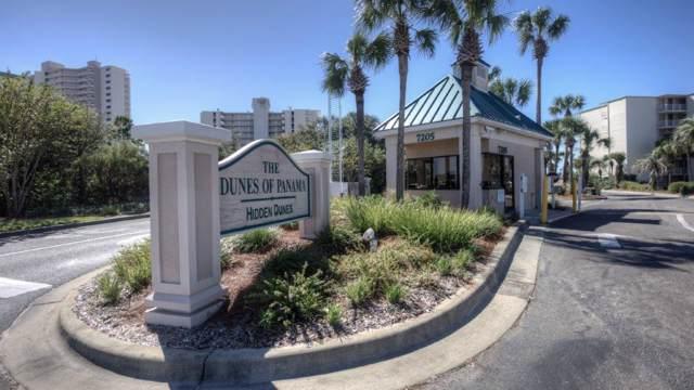 7115 Thomas #203, Panama City Beach, FL 32408 (MLS #833976) :: Berkshire Hathaway HomeServices PenFed Realty