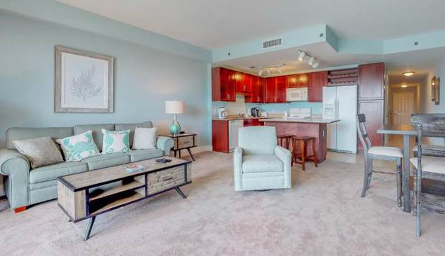 9860 S Thomas Drive Unit 219, Panama City Beach, FL 32408 (MLS #834109) :: Somers & Company