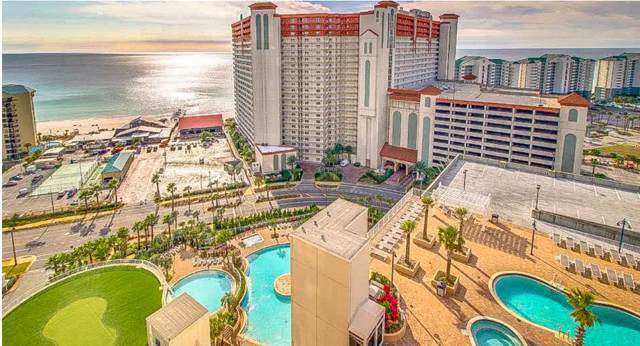 9902 S Thomas Drive Unit 236, Panama City Beach, FL 32408 (MLS #834110) :: Luxury Properties on 30A