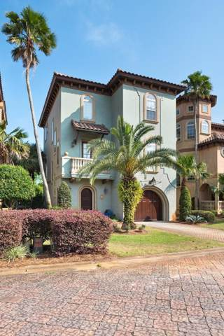 6 Rue St Tropez, Miramar Beach, FL 32550 (MLS #834135) :: Classic Luxury Real Estate, LLC