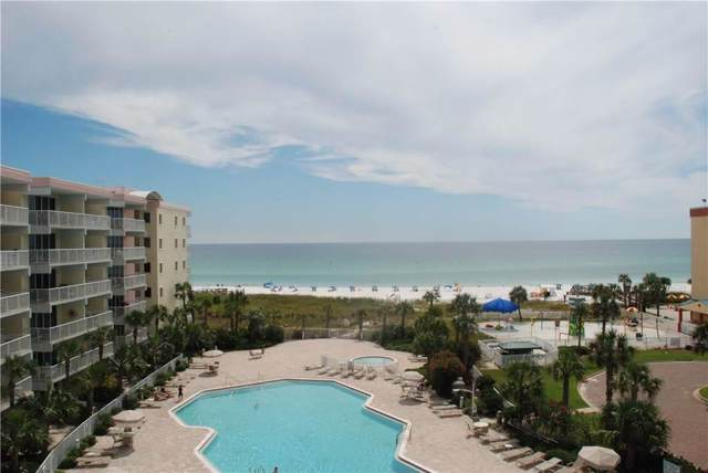 1517 Miracle Strip Parkway Unit 307, Fort Walton Beach, FL 32548 (MLS #834177) :: Classic Luxury Real Estate, LLC