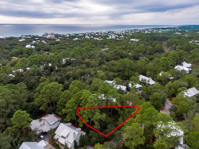 Lot 28 Hammock Lane, Santa Rosa Beach, FL 32459 (MLS #834287) :: 30a Beach Homes For Sale