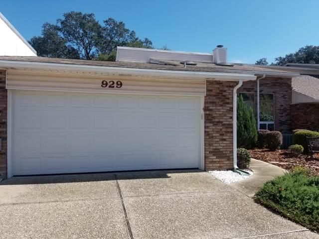 929 Holbrook Circle, Fort Walton Beach, FL 32547 (MLS #834306) :: Berkshire Hathaway HomeServices Beach Properties of Florida