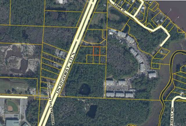 0.5 AC S Hwy 331, Santa Rosa Beach, FL 32459 (MLS #834399) :: Classic Luxury Real Estate, LLC