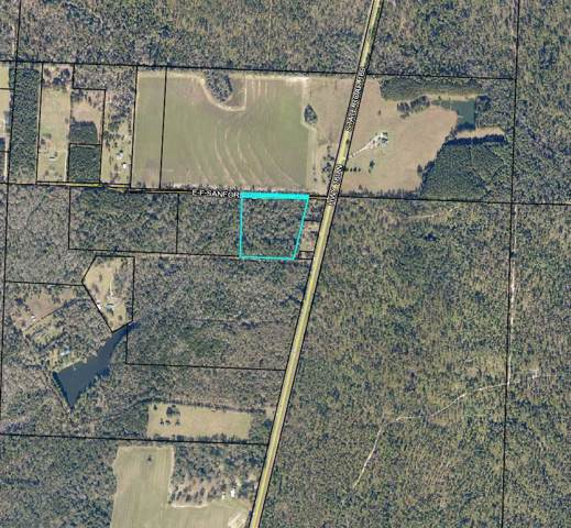 E 5 Acres E E F Sanford Road, Baker, FL 32531 (MLS #834425) :: RE/MAX By The Sea
