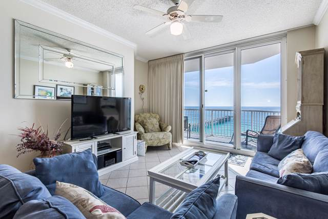 8575 Gulf Boulevard Unit 1203, Navarre, FL 32566 (MLS #834621) :: Luxury Properties on 30A