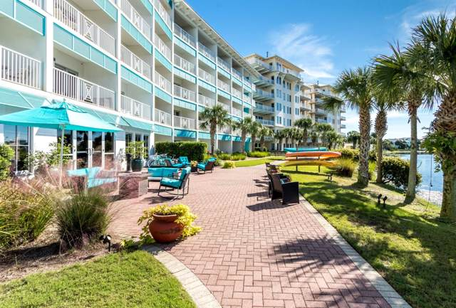 114 Carillon Market Street Unit 201, Panama City Beach, FL 32413 (MLS #834689) :: Luxury Properties on 30A