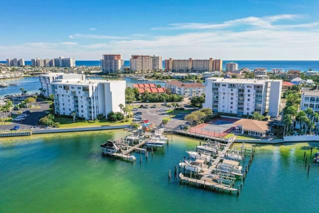 30 Moreno Point Road Unit 106A, Destin, FL 32541 (MLS #834731) :: Linda Miller Real Estate