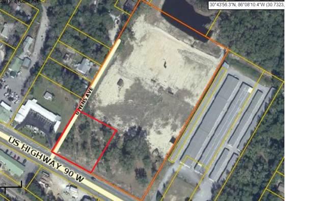 Corner W U.S. 90, Defuniak Springs, FL 32433 (MLS #834770) :: Linda Miller Real Estate