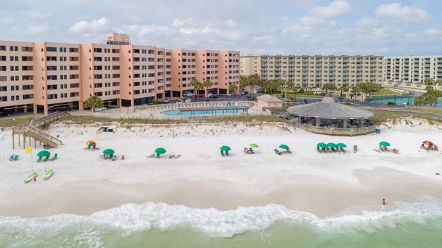 500 Gulf Shore Drive Unit 119A, Destin, FL 32541 (MLS #834879) :: RE/MAX By The Sea