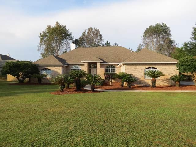 2673 Holley Club Drive, Navarre, FL 32566 (MLS #834919) :: ResortQuest Real Estate