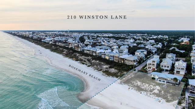 210 Winston Lane, Inlet Beach, FL 32461 (MLS #834944) :: Luxury Properties on 30A