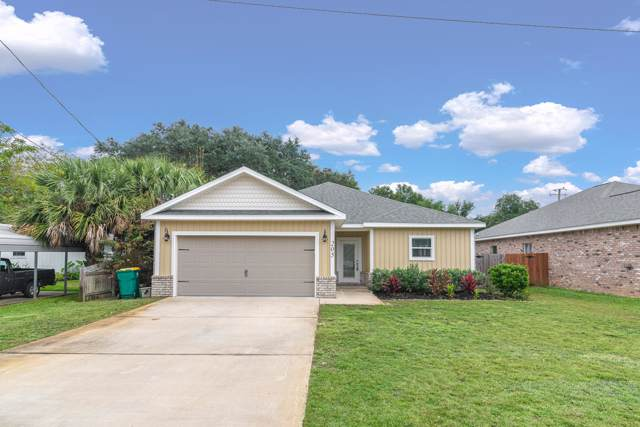 205 Paschel Avenue, Mary Esther, FL 32569 (MLS #835018) :: RE/MAX By The Sea