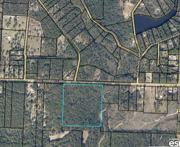 25.43 AC Poverty Creek Road, Crestview, FL 32539 (MLS #835033) :: 30A Escapes Realty