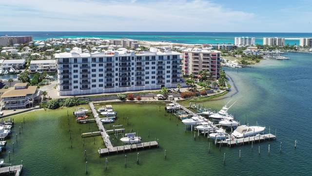 211 Durango Road Unit 313, Destin, FL 32541 (MLS #835056) :: Berkshire Hathaway HomeServices Beach Properties of Florida