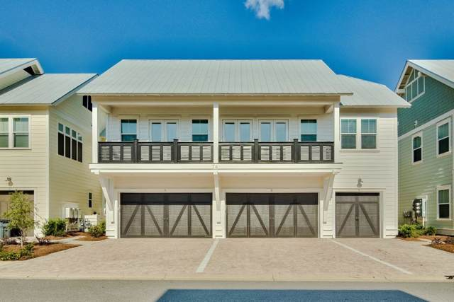 74 Dune Comet Lane C, Inlet Beach, FL 32461 (MLS #835066) :: Classic Luxury Real Estate, LLC