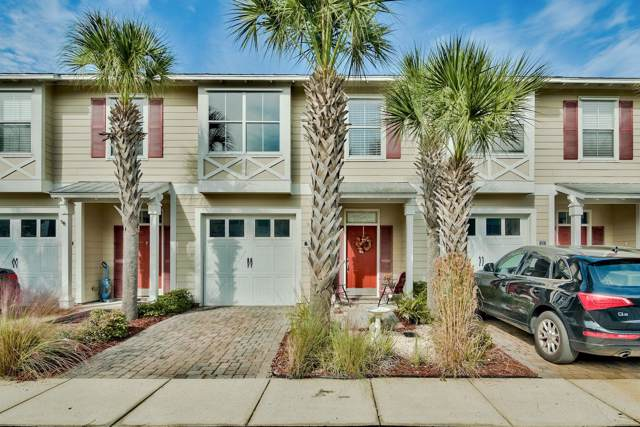 17 Bald Eagle Court Unit 6-G, Santa Rosa Beach, FL 32459 (MLS #835094) :: Classic Luxury Real Estate, LLC