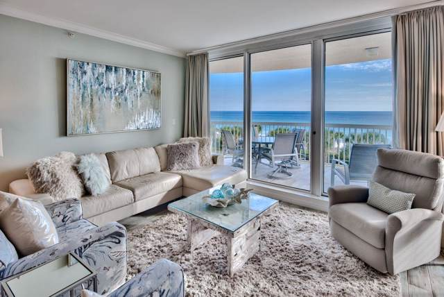 15200 Emerald Coast Parkway Unit 407, Destin, FL 32541 (MLS #835096) :: Luxury Properties on 30A
