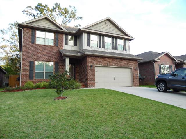 2498 Redford Drive, Cantonment, FL 32533 (MLS #835100) :: Somers & Company