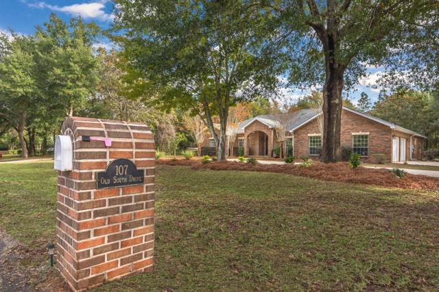 107 Old South Drive, Crestview, FL 32536 (MLS #835120) :: Classic Luxury Real Estate, LLC