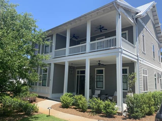 55 Seagrove Village Drive, Santa Rosa Beach, FL 32459 (MLS #835160) :: Luxury Properties on 30A