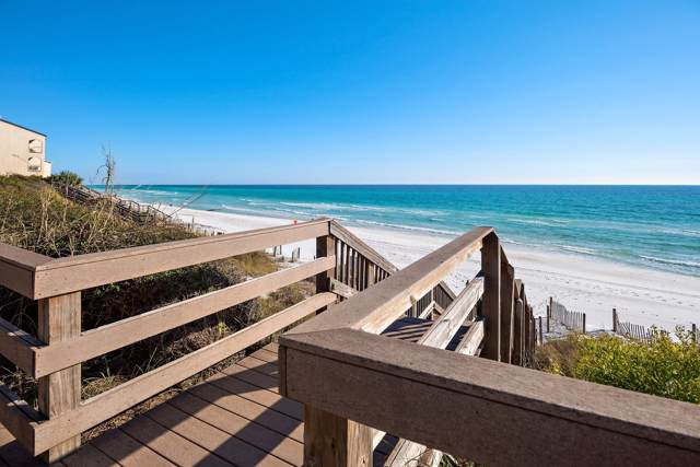 3604 E County Hwy 30A C-4, Santa Rosa Beach, FL 32459 (MLS #835161) :: Berkshire Hathaway HomeServices Beach Properties of Florida