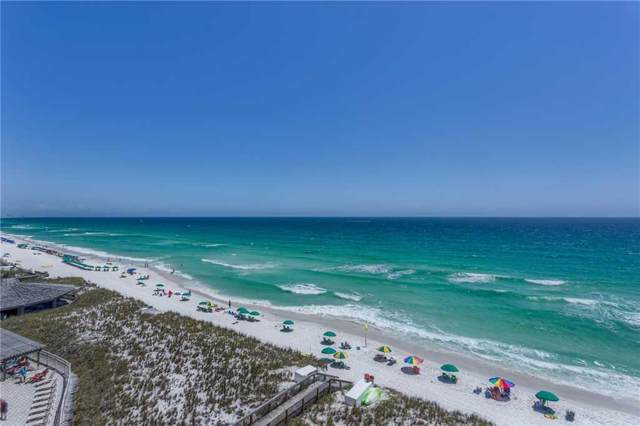500 Gulf Shore Drive Unit 605, Destin, FL 32541 (MLS #835202) :: Classic Luxury Real Estate, LLC