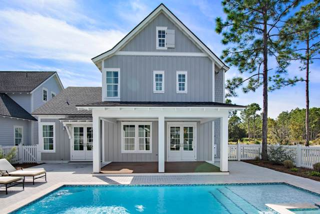 148 N Splash Drive, Inlet Beach, FL 32461 (MLS #835222) :: Luxury Properties on 30A