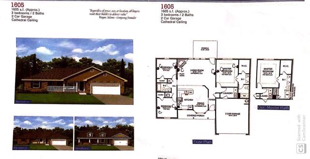 6040 Hidden Valley Road, Crestview, FL 32539 (MLS #835227) :: Better Homes & Gardens Real Estate Emerald Coast